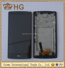 Original LCD Screen For LG H502 H502f Lcd Complete with Frame, For LG H502 Touch Screen