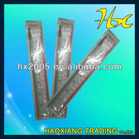 pencil package/plastic package with slide zipper