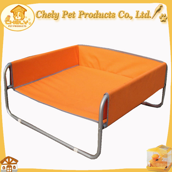Wholesale Luxury Dog Bed Metal Pet Hammock Soft Touch Pet Beds & Accessories