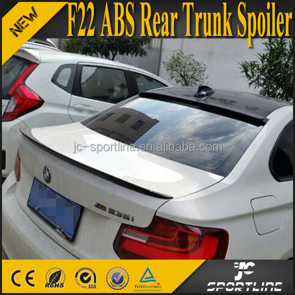P Style ABS Trunk Spoiler Wing Lip for BMW 228i M235i 220I 2014