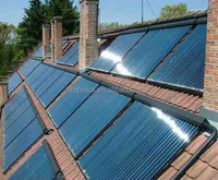 Separated Solar Collector/Swimming Pool Heating Collector