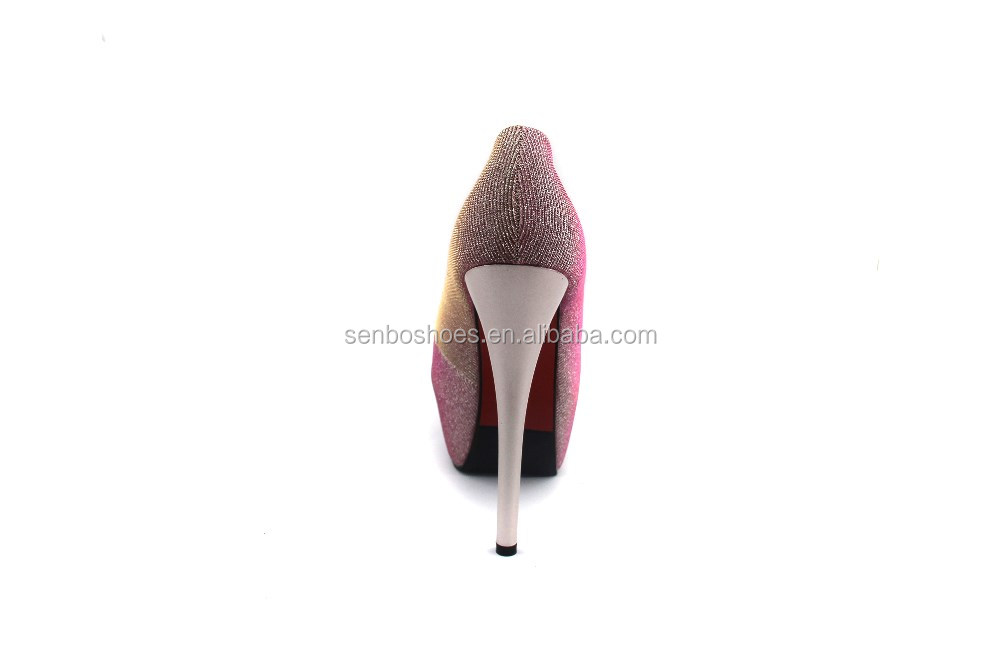New women shoes Sexy High Heel latest design fashion lady shoes