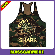 Camouflage Army Gym Tank Top Bodybuilding Undershirt World of Tanks Fitness Men Gym Power Vest Men Golds Gym Muscle Mens Shirts