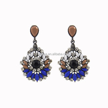fashion earring traditional south indian jewellery wholesale NS-JLE036