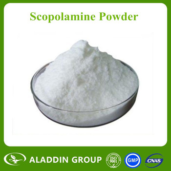 Competitive Price and Best Quality Bulk Scopolamine Powder