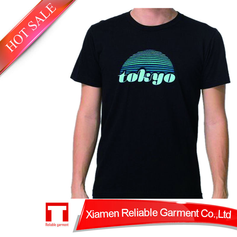 160/180GSM 100% cotton own design men's clothing sublimating cheap online clothes shopping