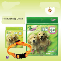 Factory direct best-selling high effective flea killer pet dog collar