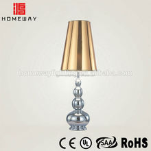 Best heat dissipation square table lamp with usb red CE approval