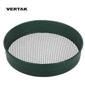 VERTAK Front rank of tools supplier promotion metal garden soil sieve