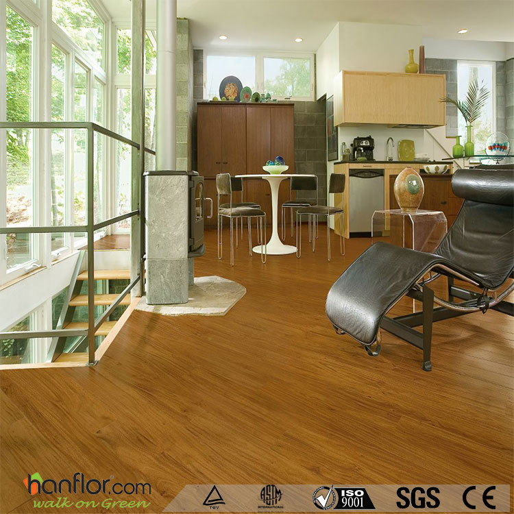 Sound Absorbing Flooring : Sound absorbing vinyl floor pvc tile with interlock system