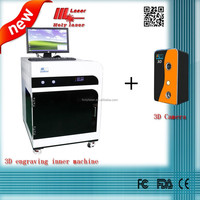 gift designed/3D picture// souvenir, gift shop//holy laser engraving machine
