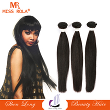 Cheap wholesale 8a unprocessed indian natural Straight virgin hair