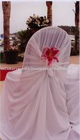 wedding Chair cover, hotel chair cover, banquet chair cover