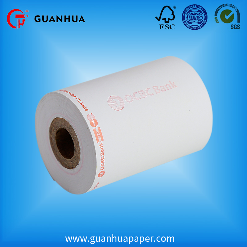 Factory price different size printed thermal paper with best quality
