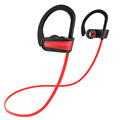 High Quality Wireless Blue tooth Stereo Headphone, China Manufacturer , Waterproof IPX 7 Rate, ear hook Headset