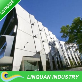 wall cladding Aluminum Composite Panels having stock