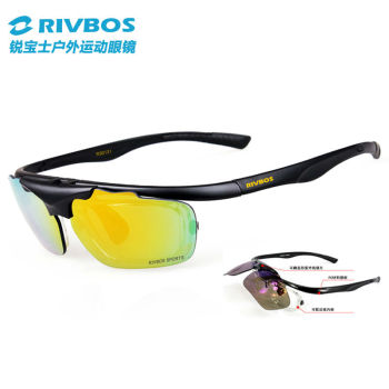 2013 Bicycling goggles can change the lens Suitable for myopia
