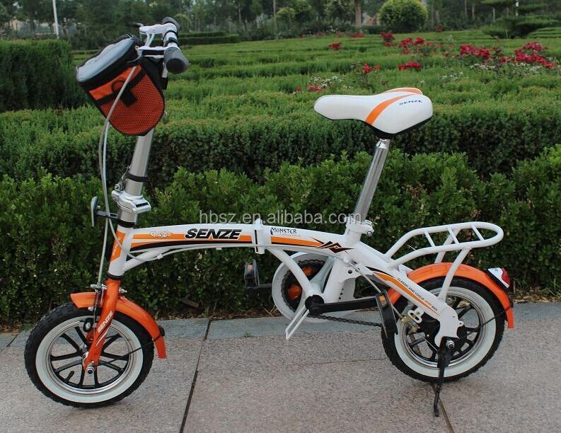 Folding Electric Bike Suitable for Children And Adult