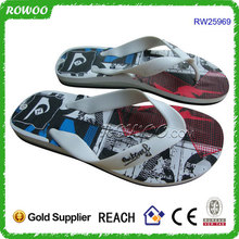 high quality beautiful nude mens beach flip flops