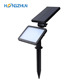 Chinese good quality lighting ip66 super bright 5.5v PC solar garden lamps