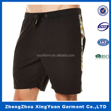 men mini shorts swim wear 2016 hot design style