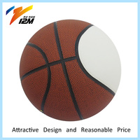 Custom made your logo basketball for promotional sporting