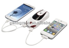 Promotional mobile charger/5600mah car shaped portable power bank for iphone4/4s/5/5s/nokia/samsung etc