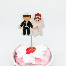 wedding cake decor - LOVE Wedding Cake Topper , Personalized Design Wedding Party Decoration Cake Accessory