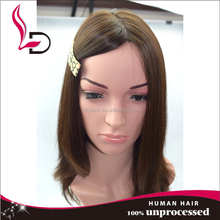 2016 hot sale thick human hair lace front wig braided full lace front wigs middle part lace front wigs
