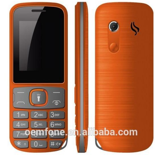 Low price Quad band 1.8 inch feature mobile phone