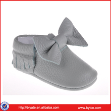 fashion style leather infant