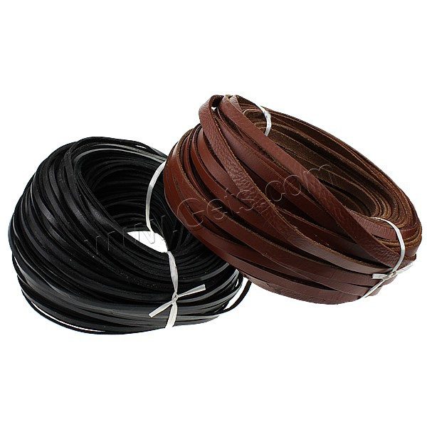 4mm genuine cowhide round leather cord