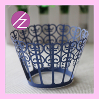DG-20 bird cage lace cupcake wrappers wholesale