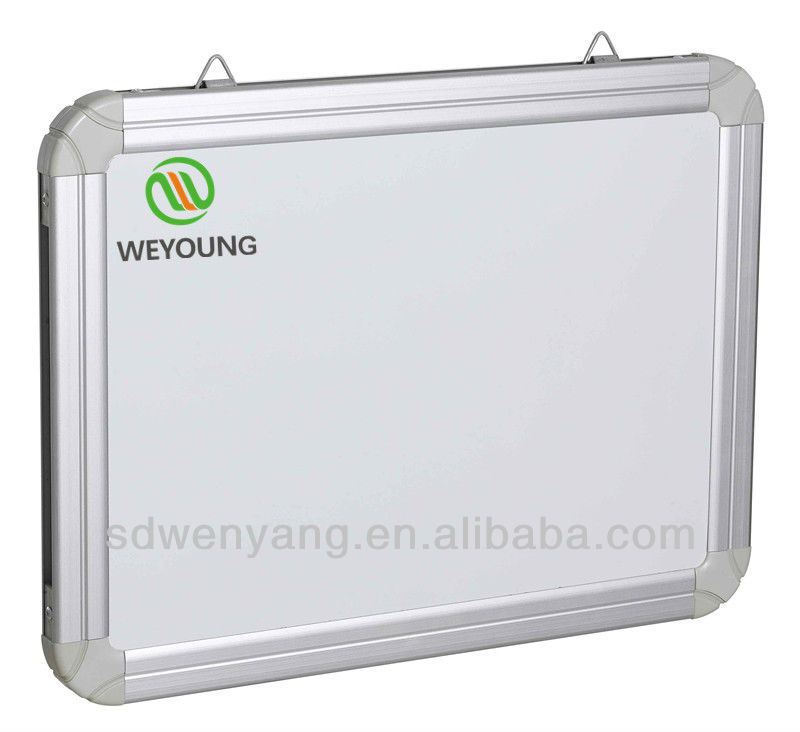 WY-99 high quality aluminum frame magnetic whiteboard pen tray