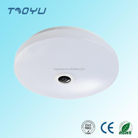 Sensor Ceiling Light with Camera 24Hrs Monitor via Wifi on Mobile Phone