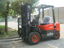 Diesel engine power souce and new condition 2.5 ton diesel forklift
