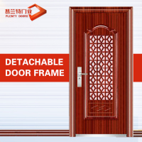 stainless steel gate door