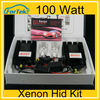 china supplier 100 watt hid xenon kit 3000k-30000k