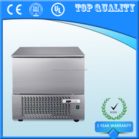 Top Selling Stainless Steel Commercial Mini Deep Freezer
