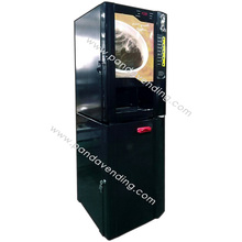 9-Selection Bill/Coin Operated Instant Coffee Vending Machine (HV301M4)