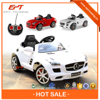 Wholesale kids ride on battery operated kids remote control baby car