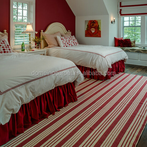 100% Acrylic Bedroom Decoration Square Carpets