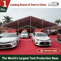 Top quality pvc cover car storage tent for sale