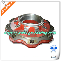 Iron wheel hub/Agriculture Machine Wheel hub/ motorcycle wheel hub
