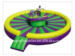 Inflatable sports games TP-AH-0102,climbing hills, water football, inflatable track,inflatable fighting, inflatable shooting,etc