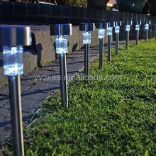cheap mini solar powered led pathway light