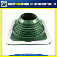 EPDM/SILICONE rubber roof best pipe flashing