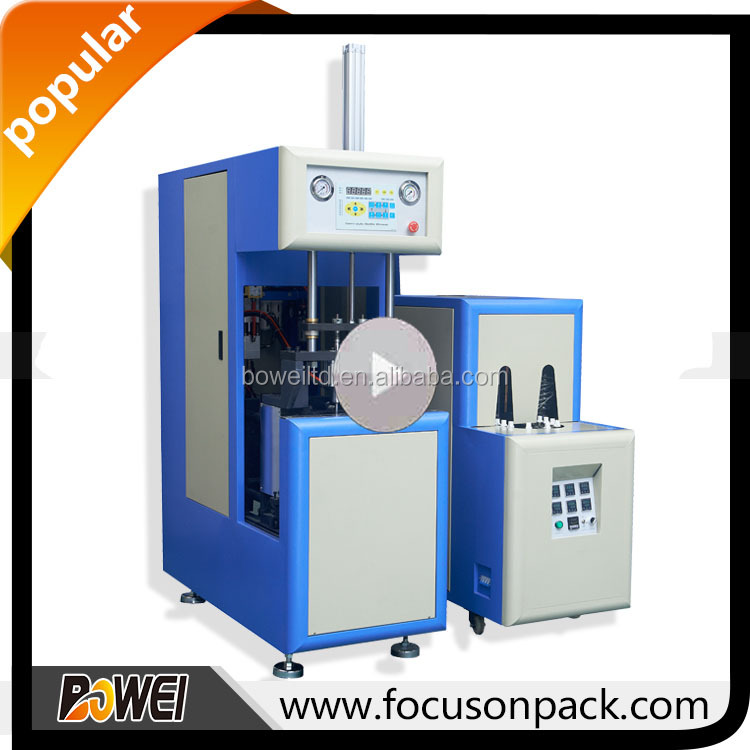 Pet blowing machine one stage pet bottle automatic blow moulding machine blowing machine for pet