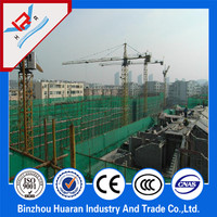Long service time Nylon/ HDPE Scaffolding debris mesh safety netting