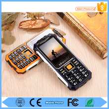 2.4 inch outdoor waterproof 3d mobile phone without glasses